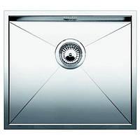 Кухонная мойка Blanco Zerox 450-U 521587 зеркальная полировка
