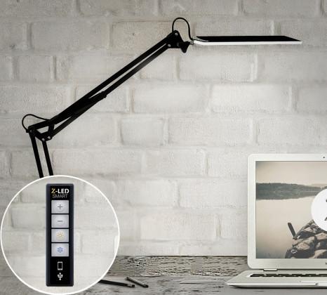 Лампа светодиодная сенсорная настольная Z-LED с регулировкой яркости