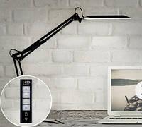 Лампа светодиодная сенсорная настольная с регулировкой яркости