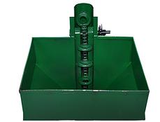 Картофелесажалка двухрядная для мототрактора КСН-2МТ-90, фото 2
