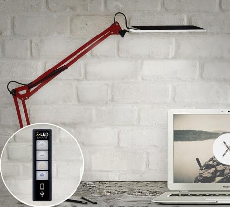 Сенсорная настольная светодиодная лампа 10 Вт