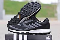 Мужские кроссовки Adidas Terrex, черно-белые