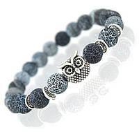 Браслет Owl (blue-silver)