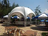 Дизайнерский проект и изготовление летнего кафе, фото 3
