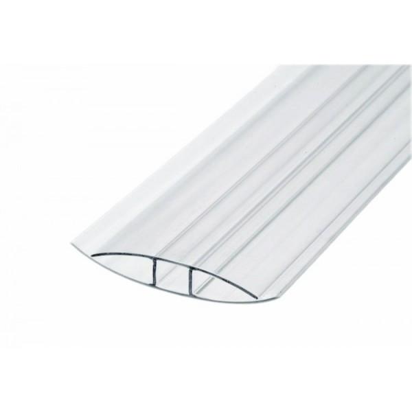 Соединитель для сотового поликарбоната пластик