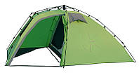 Палатка четырёхместная полуавтоматическая NORFIN Hake 4 NF-10406