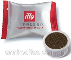 Кофе в капсулах Illy Medium Roast (Espresso Tostatura Media), 100% Арабика, Италия