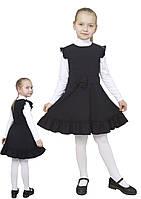 """Сарафан школьный для девочки М-1050  рост 116-134 тм """"Попелюшка"""", фото 1"""