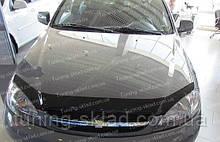 Дефлектор Шевроле Лачетти хэтчбек (мухобойка на капот Chevrolet Lacetti hatchback)