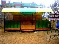 Навесы для детских площадок
