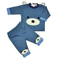 Детский комплект с жилетом для мальчика Baby Life