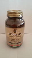 Кальций + Витамин D3 Solgar Израиль 60 шт