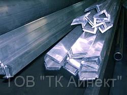 Алюминиевый уголок неравнополый, АД31Т1 20х20х1,5, 30х30х2, 40х40х1.5, 80х40х3