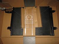 Конденсатор кондиционера (TP.1594690) VW CADDY 04-. TOURAN 03- (TEMPEST)