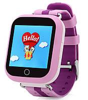 Kids Smart Watch Q100 с GPS трекером умные детские часы Kid Baby