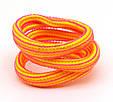 Резинка для волос полосатая разноцветная, фото 4