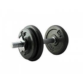 Гантель наборная железная 10 кг LiveUp DUMBELL SET LS2311-10