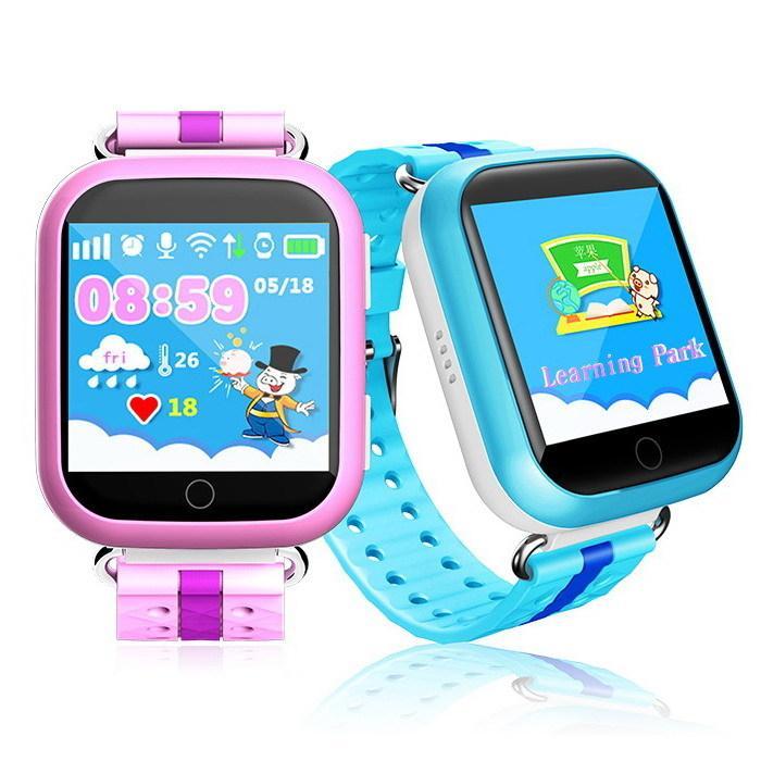 "Kids Smart Watch Q100 с GPS трекером (Оргининал) - Интернет-магазин ""EVOX"" в Киеве"