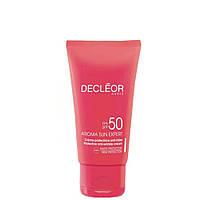Крем защитный для лица с антивозрастным эффектом SPF50, 50 мл/Decleor Creme Protectrice Anti-Rides SPF 50
