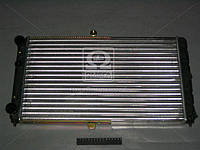 Радиатор вод. охлажд. ВАЗ 2110,-11,-12 (карб) (пр-во ДААЗ) 21120-130101200