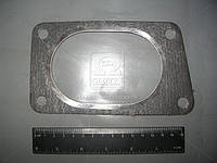 Прокладка фланца трубы приемной КРАЗ (пр-во АвтоКрАЗ) 6505-1203002