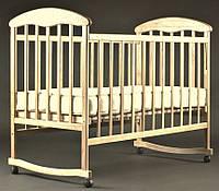 Кроватка детская Наталка, нелакированная