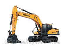 HX300L  · Двигатель Cummins QSB6.7 · Ковш 1,27 (1,66) (㎥ (ярда3)) · Рабочий вес 30200 (66580) (кг (фунт)) · Эталонная модель HX300L
