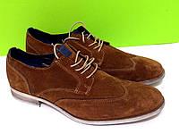 Туфли мужские замшевые TANGO р-42