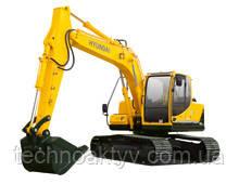 R140LC-9  · Двигатель MITSUBISHI D04FD-ТАА · Ковш 0,58 (0,76) (㎥ (ярда3)) · Рабочий вес 13980 (30820) (кг (фунт)) · Эталонная модель R140LC-9