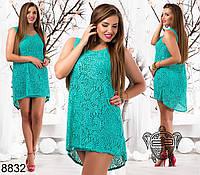570 грн. Оптовые цены. В наличии. Женское вечерние платье с ажурным гипюром  (в ... 83ff33de1887f