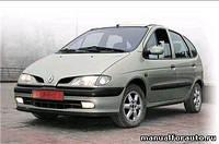 Лобовое стекло Renault MEGANE SCENIC I,Рено Меган Синик 1996-2003 AGC