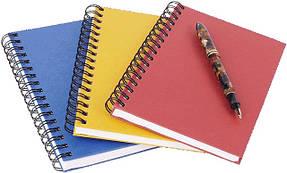 Тетради, дневники, ежедневники
