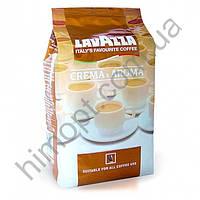 Кофе зерновой LAVAZZA CREMA E AROMA 1000g