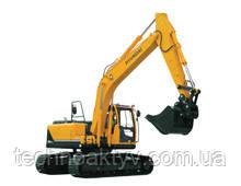 R180LC-9  · Двигатель MITSUBISHI D04FD-ТАА · Ковш 0,76 (0,99) (㎥ (ярда3)) · Рабочий вес 18600 (41010) (кг) · Эталонная модель R180LC-9