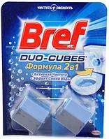 Кубики в бачок унитаза (2шт*50г) БРЕФ