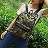 Городской камуфляжный рюкзак, фото 3