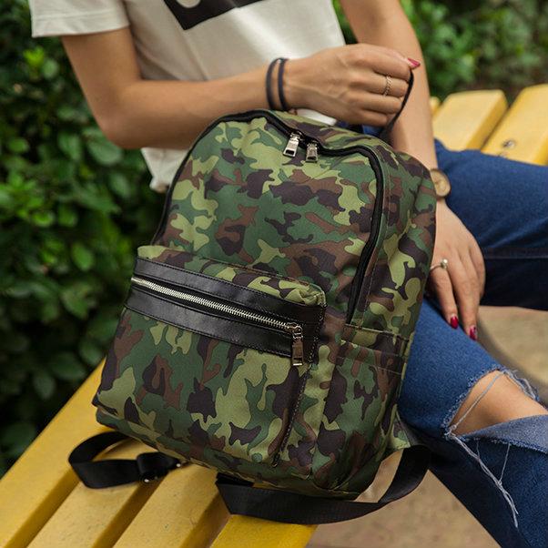 Городской камуфляжный рюкзак