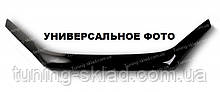 Дефлектор Шевроле Малибу (мухобойка на капот Chevrolet Malibu)