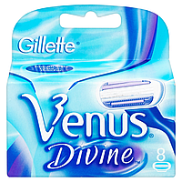 Gillette Venus Divine сменные кассеты (8 шт)