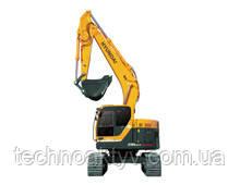 R235LCR-9  · Двигатель HYUNDAI HE6.7 · Ковш 0,8 (1,05) (㎥ (ярда3)) · Рабочий вес 23800 (52470) (кг (фунт)) · Эталонная модель R235LCR-9