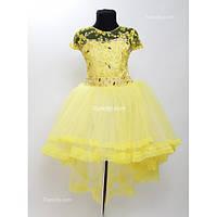 Платье Выпускное Дарина шлейф HarMedp-011