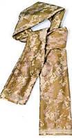 Маскировочный шарф из сетки 160 х 40 см, Desert Digital.
