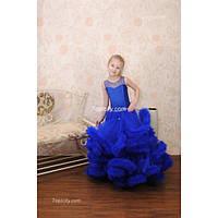 Платье нарядное Облако 6-7 лет Dina-001b