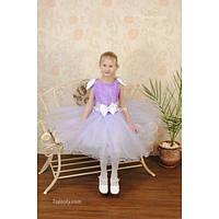 Платье детское нарядное Бант 4-7 лет
