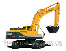 R300LC-9S  · Двигатель HYUNDAI HM 8.3 · Ковш 1,27 (㎥) · Рабочий вес 29,700 (кг) · Эталонная модель R300LC-9S