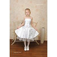 Платье нарядное 3D 6-7 лет Dina-024