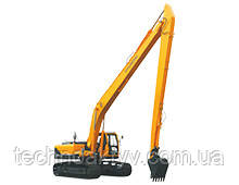 R300LC-9S LR  · Двигатель HYUNDAI HM 8.3 · Ковш 0,52 (0,68) (㎥ (ярда3)) · Рабочий вес 33780 (74470) (кг (фунт)) · Эталонная модель R300LC-9S LR