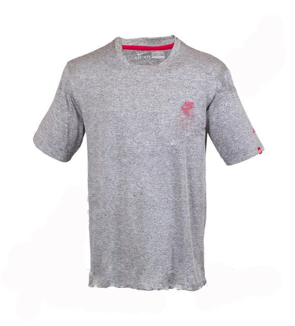 футболка мужская серая найк