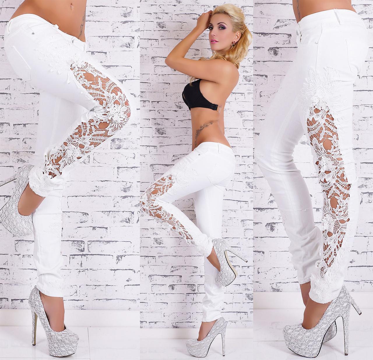 Женские джинсы оптом  AL7108