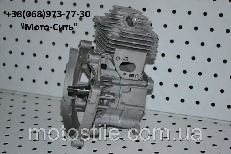 Двигатель (Картер) в сборе 1E36F  для мотокосы